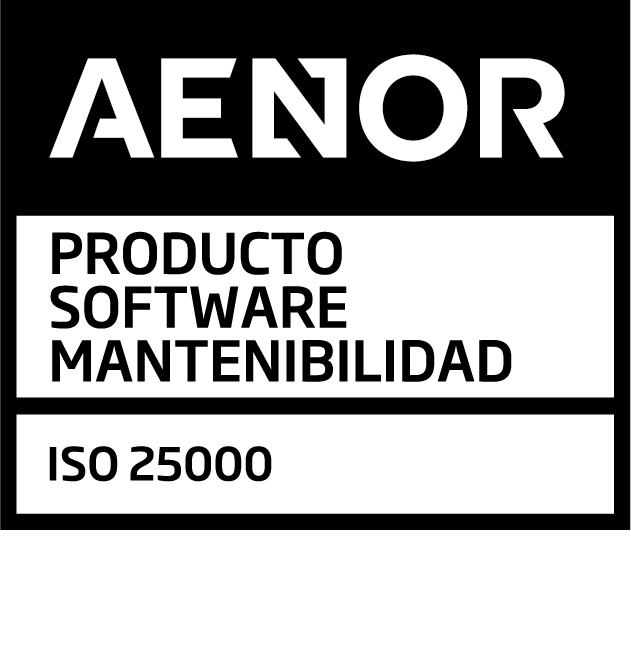 Marca AENOR Conform Mantenibilidad Software